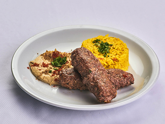 Kabab (2 unidades)
