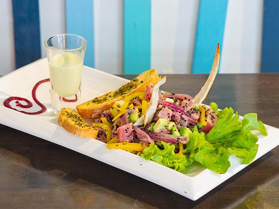 Ceviche don atún