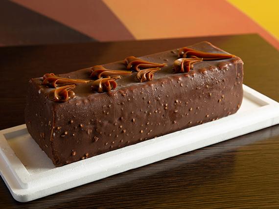 Barra de vainilla y chocolate