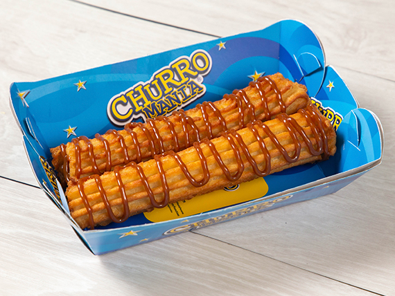 Churro big Manía