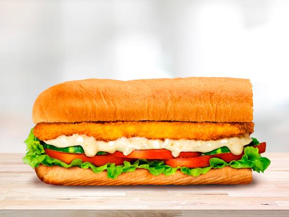 Sub suprema de pollo  (15 cm)