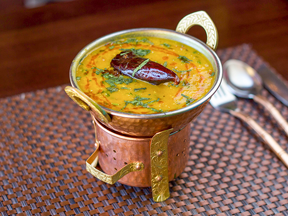 Dal Tadka (vegetariano)