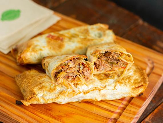 Burrito de ternera