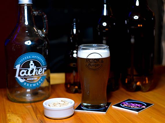 Cerveza artesanal Lather 2 L