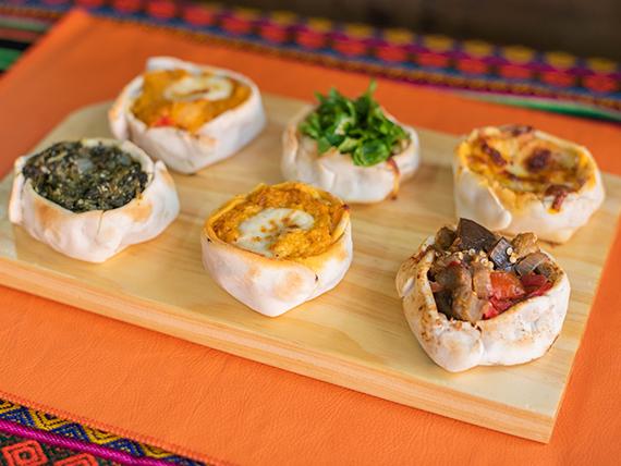 Empanada (6 unidades)