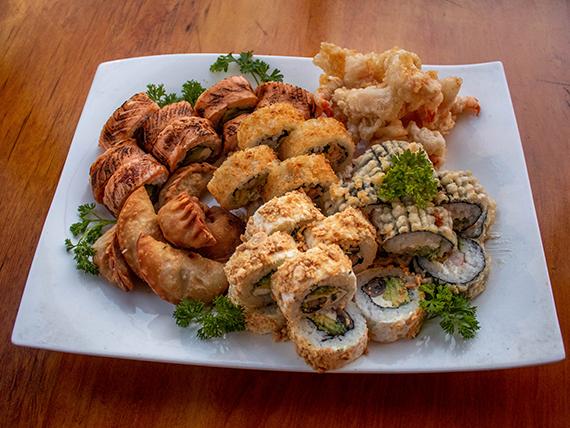 Promo - Kei premium hot (Rellenos a elección del chef)