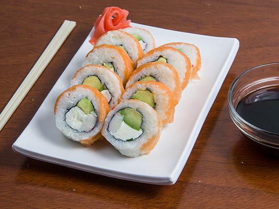 Rolls maki sake
