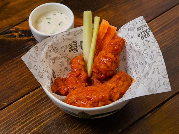 Wings (5 unidades)