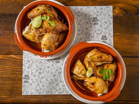 Pollo asado (entero)