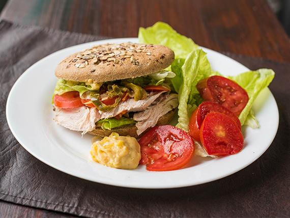 Sándwich Soy Natural