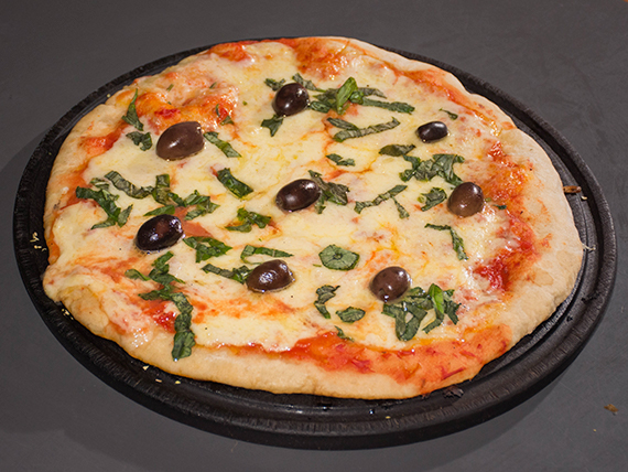 Pizza pizzaiola