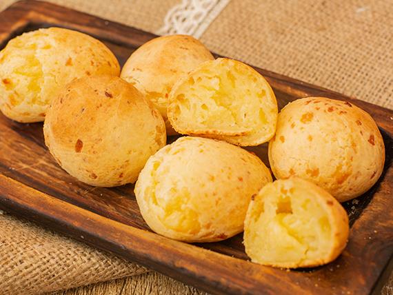 Chipas tradicionales (12 unidades)