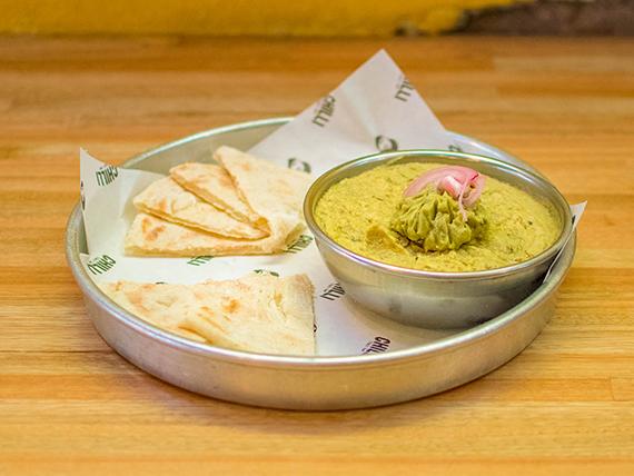 Hummus apaltado