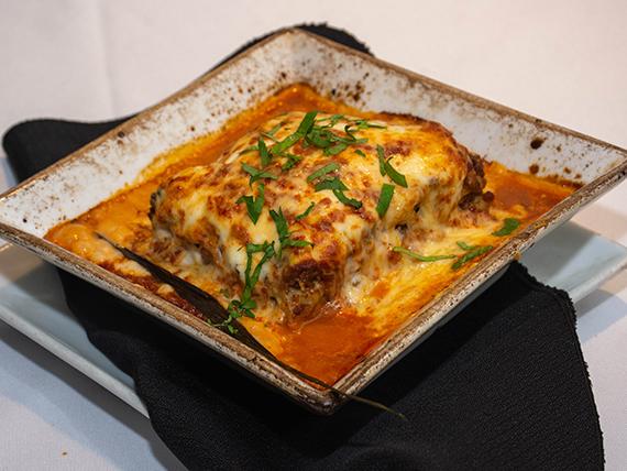 La vera lasagna emiliana