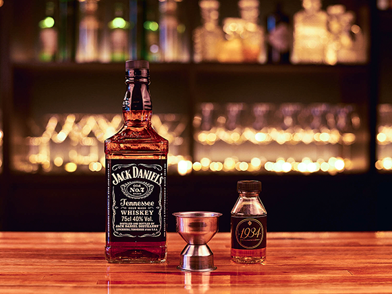Whisky Jack Daniel Tennessee