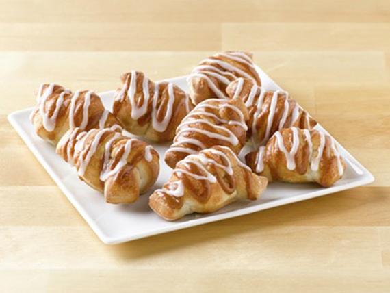 Cinnamon Knots (8 Unidades)