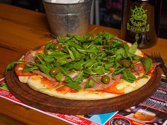 Pizza Puerto Alicante