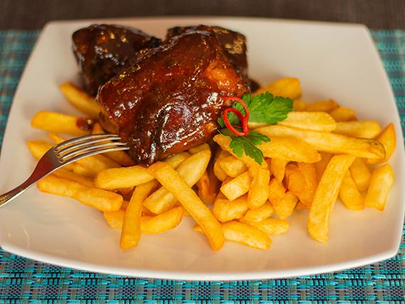 Cuchos BBQ ribs