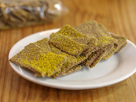 Crackers de trigo sarraceno