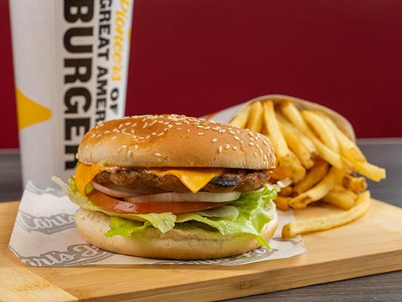 Famous Star Burger