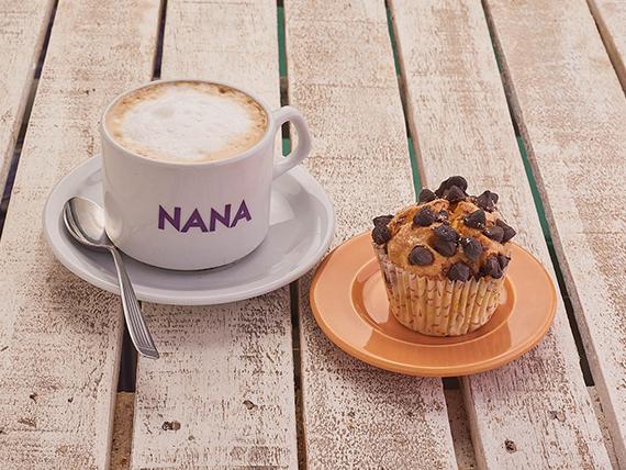 Desayuno o merienda - Café + dulce a elección