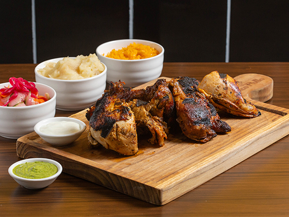 Pollo entero - Buco Pack