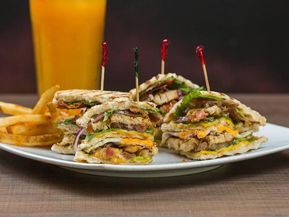 Club Sandwich Slabon