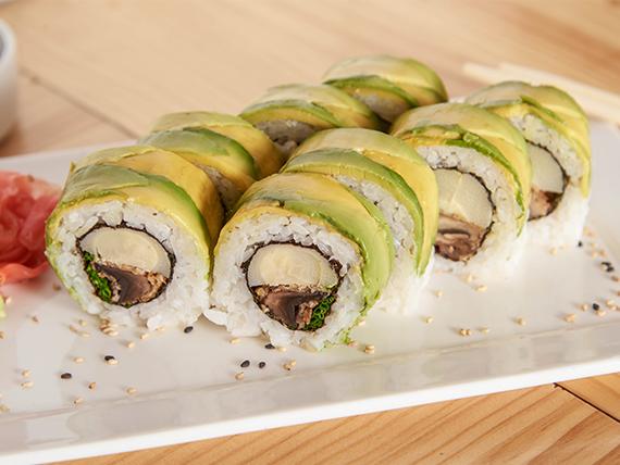 17 - Green roll (8 piezas)