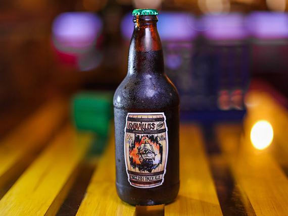 Cerveza Novillos EPA 500 ml