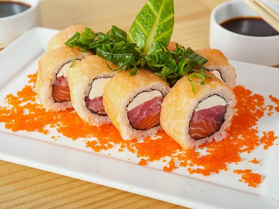 30 - Maguro sake roll (8 piezas)