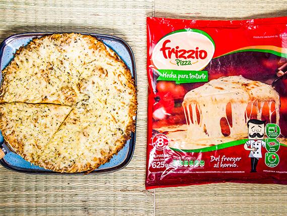 Pizza Familiar 625 g  (8 porciones)