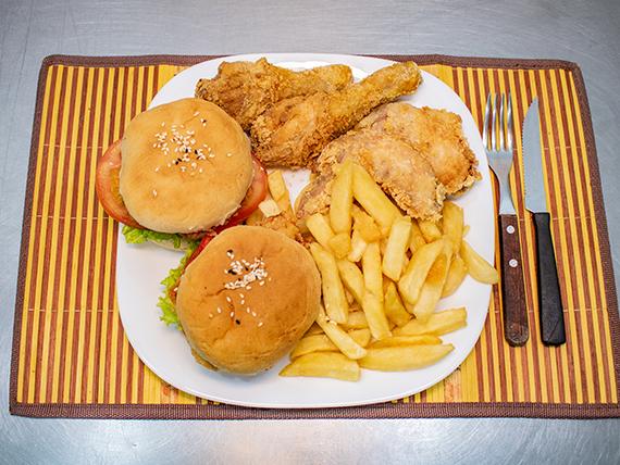 Chicken classic dúo