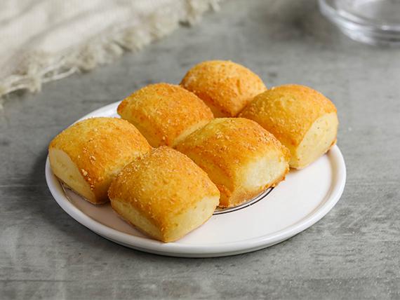 Scon de queso (6 unidades)