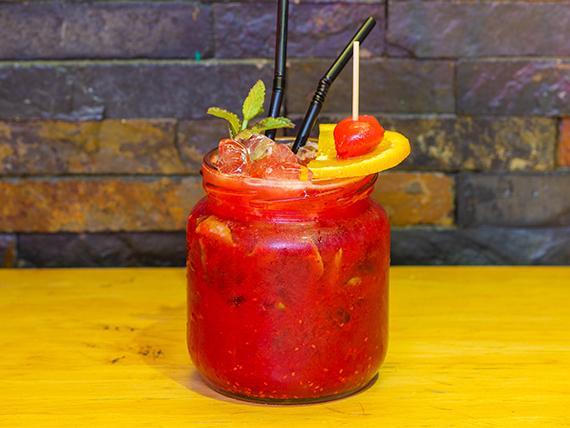 Mojito raspberry