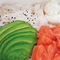 Promo - Salmón Sushi Salad