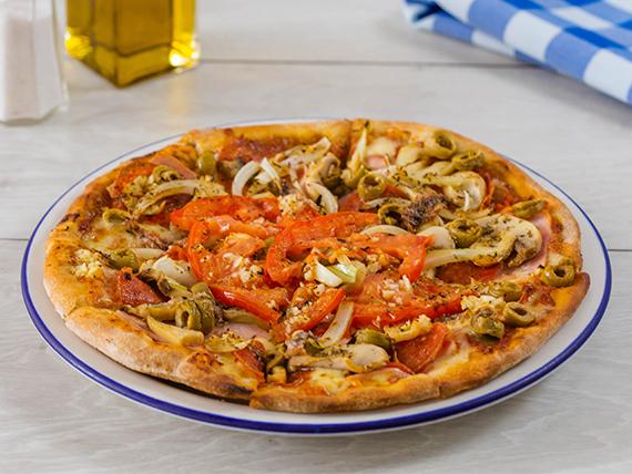Pizza Ateniense