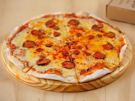 Pizza La Colorada