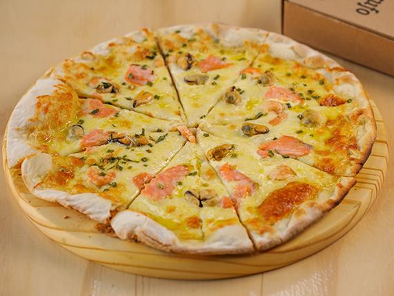 Pizza Bianca Di Mare