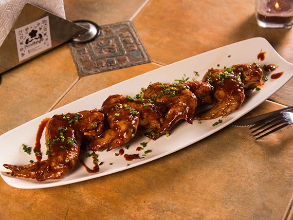Alitas de pollo Tasty Wings (4 unidades)