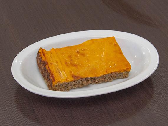 Vianda de pastel criolla