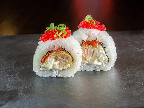 Roll salmón furay