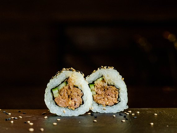 Roll Spicy Tuna (10 Unidades)