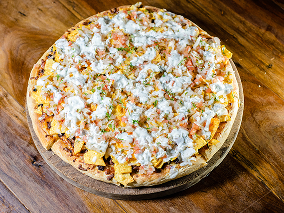 Pizza la mexicana