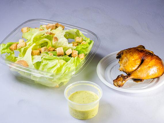Pollo dietético
