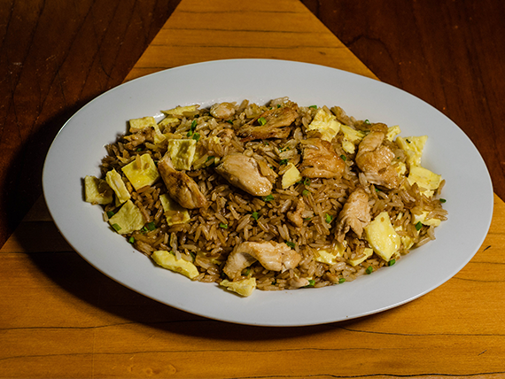 Arroz Chaufa (pollo)