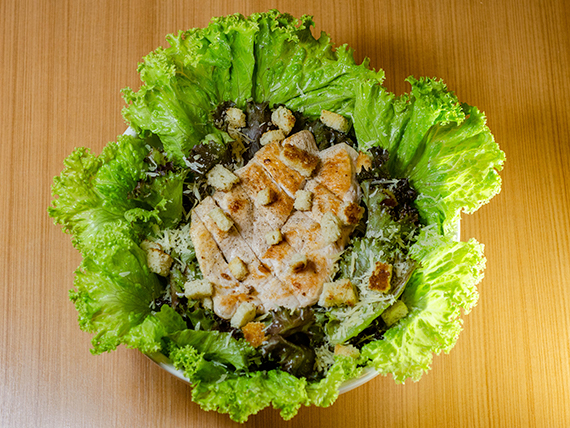 Chicken Caesar Salad