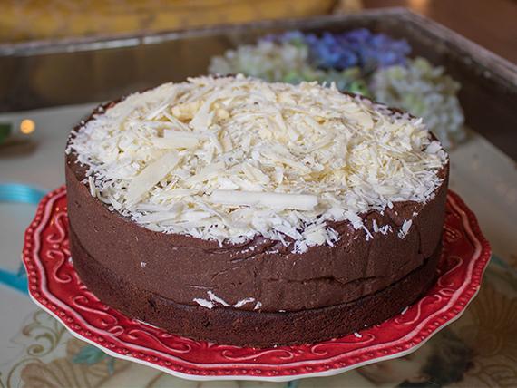Torta doble Pasión