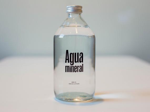 Agua mineral Villicencio 500 ml