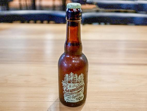 Cerveza Bosquisima 375 ml