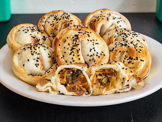 Empanada de vegetales
